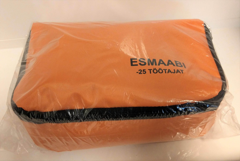 c0f8f200952 Esmaabi komplekt ettevõttele kuni 25 in. + PÕLETUSOHT ESTMED ...